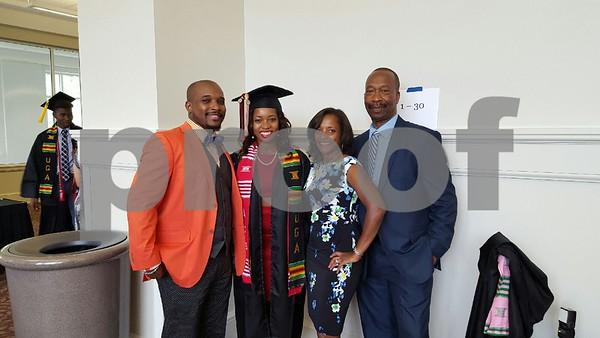 (160512) Tracy's  Graduation UGA