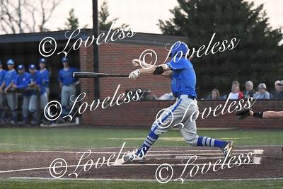Baseball vs Mt Juliet  4/12/21