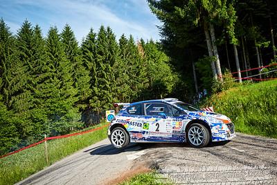 Rallye de Lorraine 2017