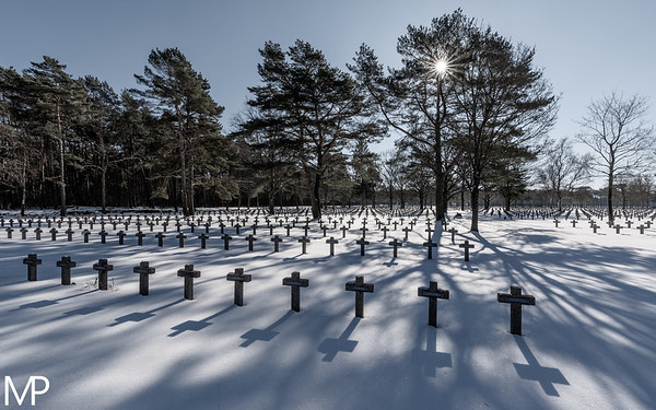 German military cemetery - Lommel 2021