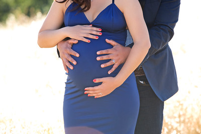 Grecia and Pedro Maternity