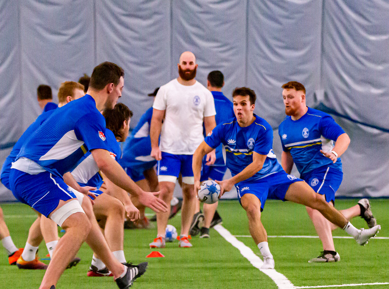 2020 Toronto Arrows Preseason Training