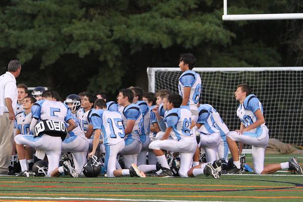 vs. Wootton High School, 9/26/2013