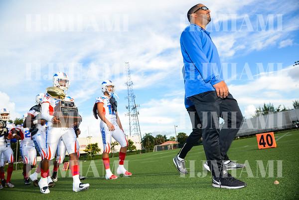 Hialeah High Football 9/7/18