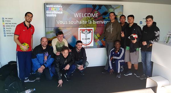 FC ELAN_Training