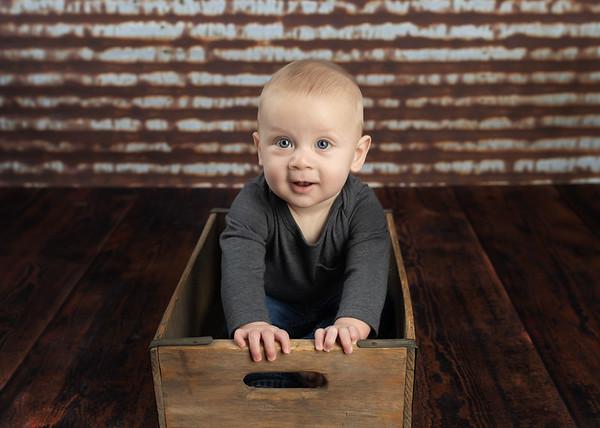 Child: William (Six Month)