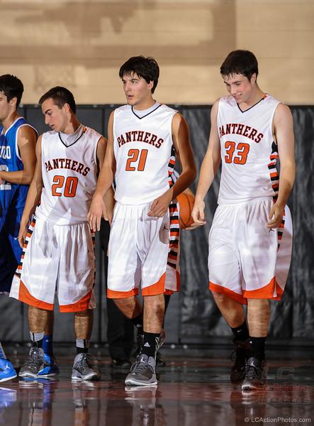 2014 Basketball Seniors