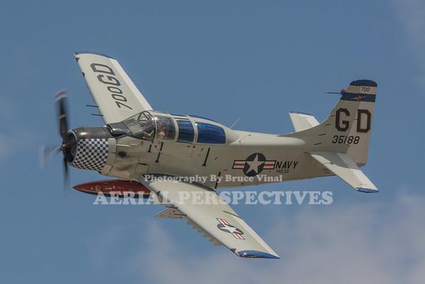 """Douglas EA-1E """"Skyraider"""""""