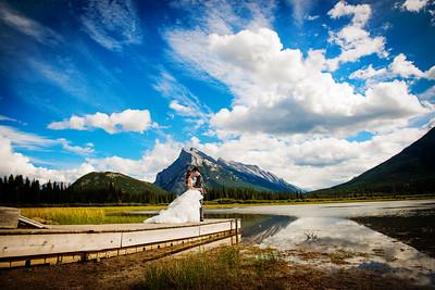 Jason and Karina Pre -Wedding portraits
