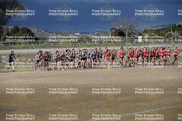 Southwestern League Championships (JV Girls)
