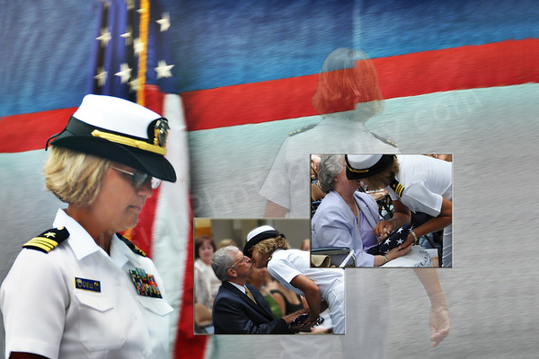 LCDR Colleen O'Neill Retirement (slide show)