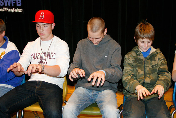 Hopkins Academy... November 19, 2012