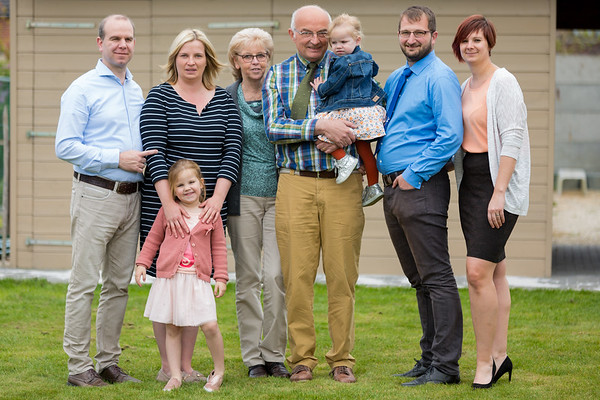 Familie Baeken