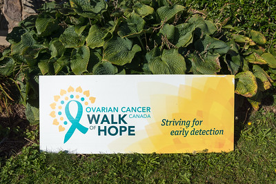 Ovarian Cancer Walk of Hope - 2017