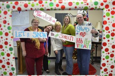 Merry Christmas staff