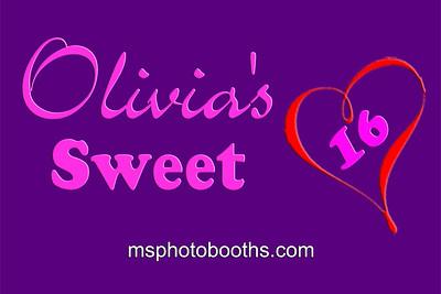 2017-01-15 Olivia's Sweet 16