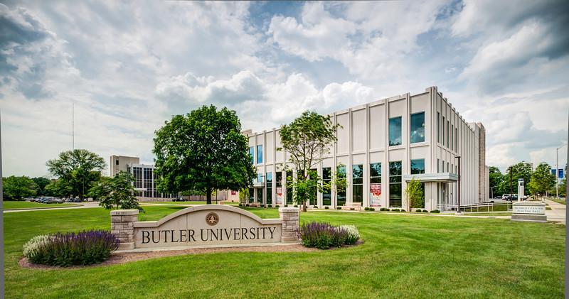 Schrott Center for the Arts - Butler University