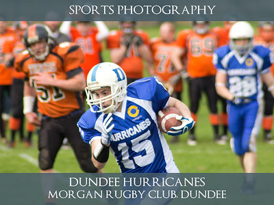 Dundee Hurricanes 2014 - Sports Photography