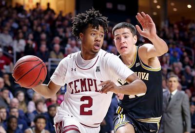 Temple Mens basketball vs. Villanova