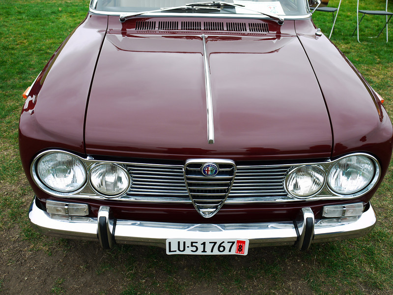 Alfa Romeo Gulia Super