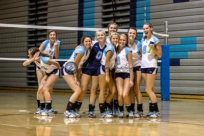 Girls HS Volleyball 2015