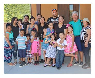 Sanchez Family Portraits