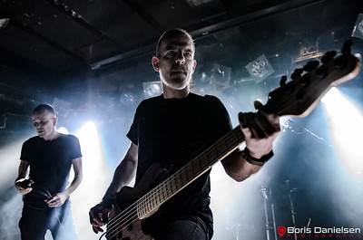 Ulsect @ Inferno Metal Festival 2018.