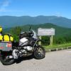 Black Mountains, Blue Ridge Parkway, NC - 1