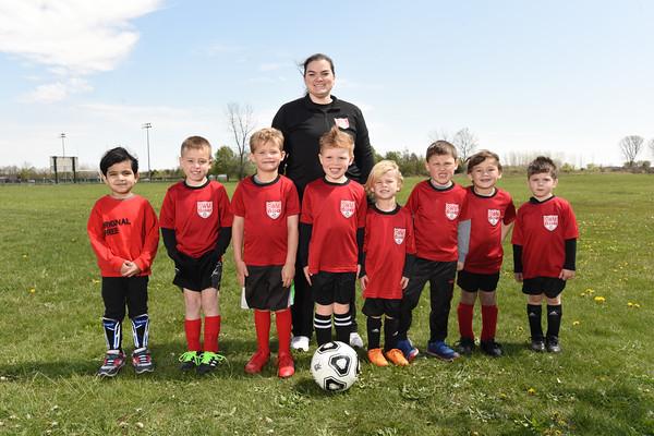 U6 Boys Team 5