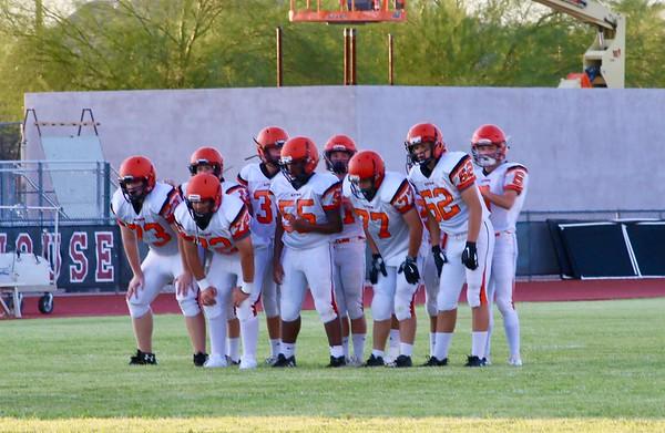 Freshman Football vs Desert Ridge