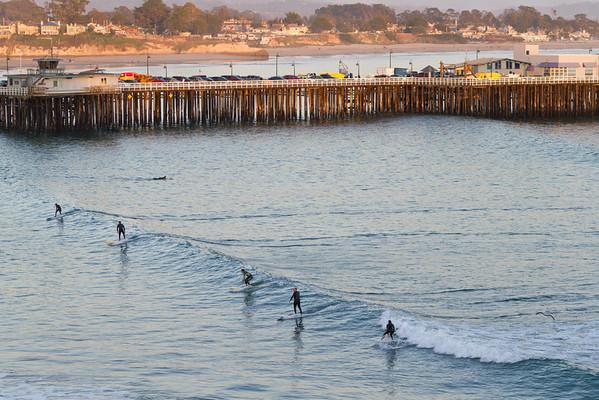 Santa Cruz, CA - Dec 2011