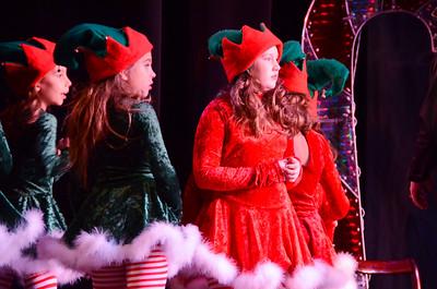 Boogie Woogie: Elves w/ Gifts