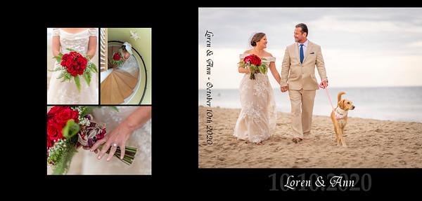 Loren & Ann's Ceremony Album