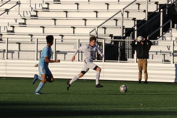 2019_10_23 GMHS Varsity soccer vs SMSA