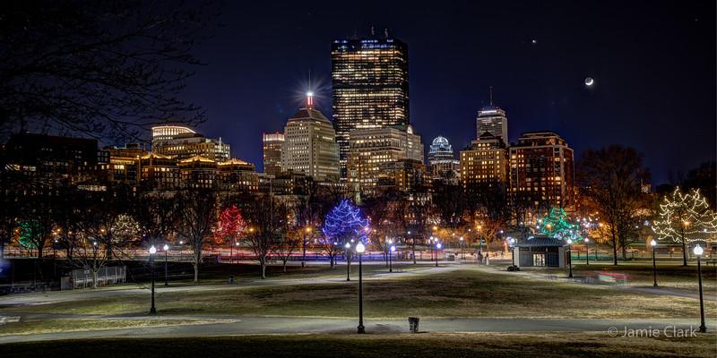 Winter Break in Boston 2016-17