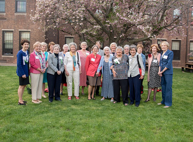 Winsor Alumnae Weekend 2018 - May 11-12