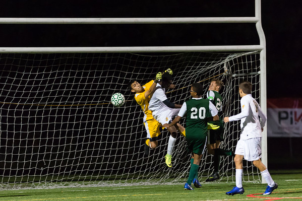 10/21/16 - Atholton vs Wilde Lake Boys Varsity Soccer