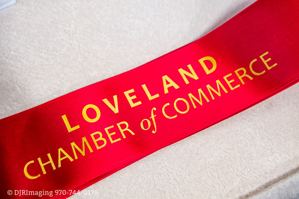 Loveland Chamber - 3 Ribbon Cuttings; Adaptopia, LLC - Beyond Accounting, LLC - Top of the Lake Coffee - 04/23/2019