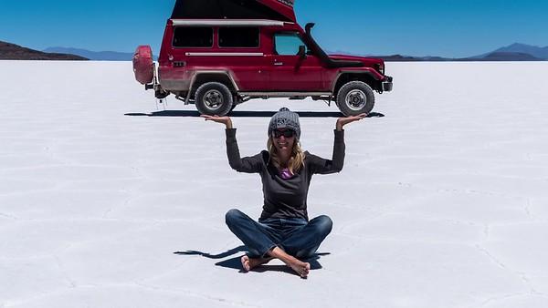Video Salar de Uyuni undLagunen Route