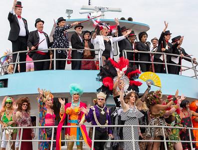 Queen 🌹 ,  Panzi  & All Set Sail!