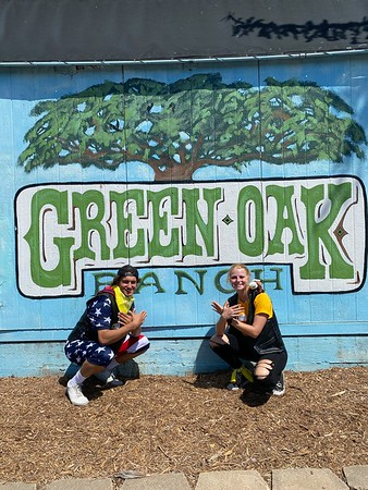 2021 CAMP GREEN OAK