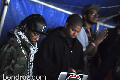 LIVE Dead Prez at Occupy DC