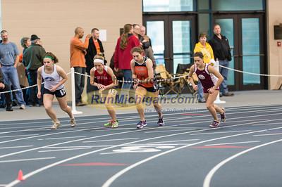 Women's 5000 - 2013 WHAC Indoor Championships