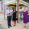 Gibraltar, 22nd July 2014  - Minister Neil Costa and Social Affairs Minister Samantha Sacramento explain the new facilities in place to assist the public, especially those who find it difficult to access the beaches in Gibraltar.