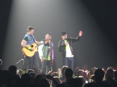 Toby Mac Concert December 6, 2012