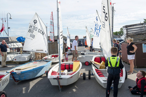 Sletten Bådeklubs 50 års jubilæum