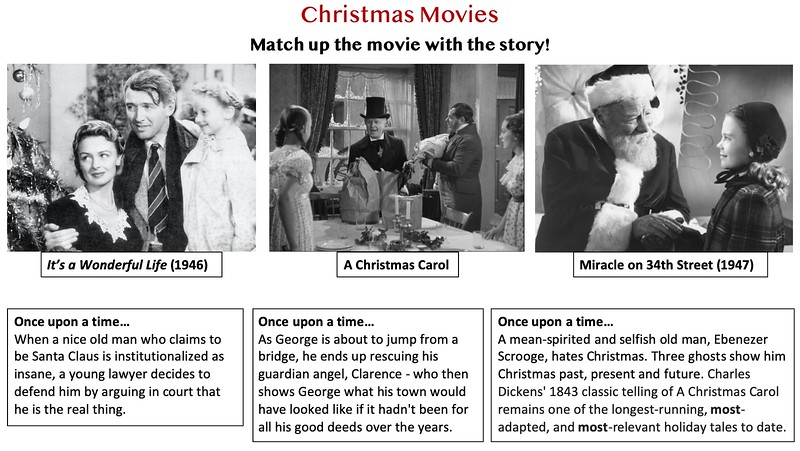 Christmas Movie Matchup with the Story.jpg