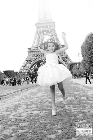 Ooh! La! La! Couture - In Paris - Dani Geddes