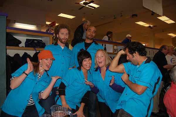 Winter Monday Bowling 2011
