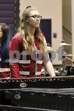Percussion Send-Off Show